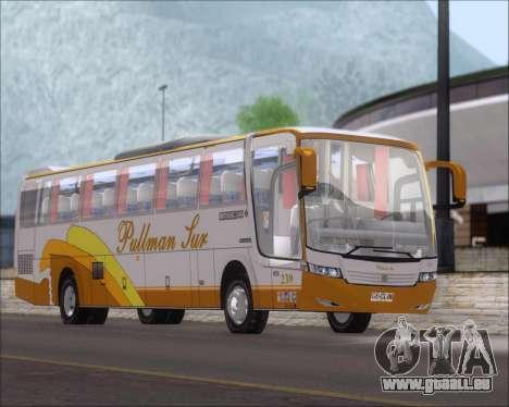 Busscar Vissta Buss LO Pullman Sur pour GTA San Andreas