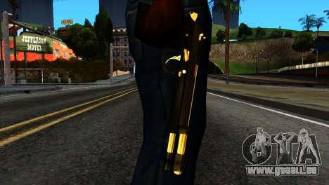 New Desert Eagle pour GTA San Andreas troisième écran
