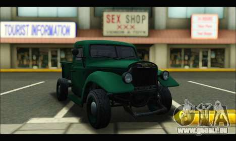 Rat Loader (GTA V) pour GTA San Andreas