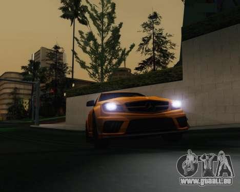 ENB by Robert v8.3 pour GTA San Andreas deuxième écran
