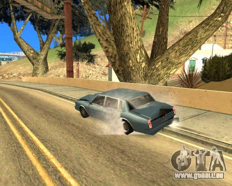 Ledios New Effects für GTA San Andreas neunten Screenshot