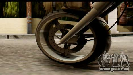 Innovation GTA 5 für GTA San Andreas rechten Ansicht