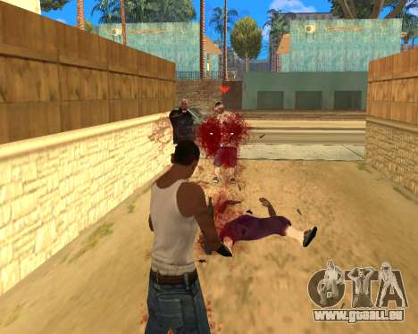 Ledios New Effects pour GTA San Andreas