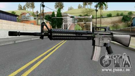 M4A1 from State of Decay für GTA San Andreas