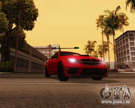 ENB by Robert v8.3 pour GTA San Andreas sixième écran