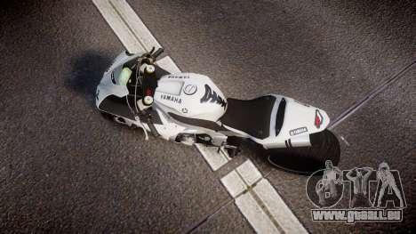 Yamaha YZF-R1 Custom PJ1 für GTA 4 rechte Ansicht