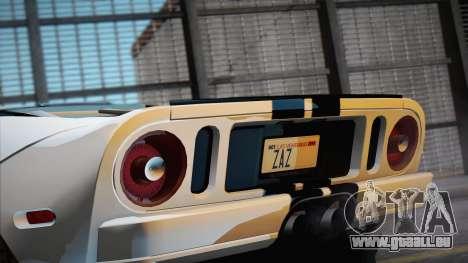 PhotoGraphic 1 pour GTA San Andreas troisième écran