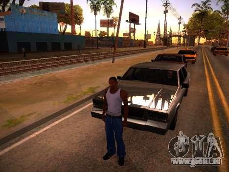 ENB v1.3 pour les faibles PC pour GTA San Andreas