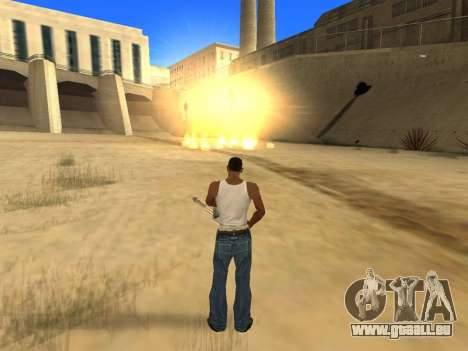 Realistic Effects v3.4 by Eazy für GTA San Andreas