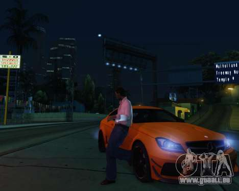 ENB by Robert v8.3 für GTA San Andreas her Screenshot