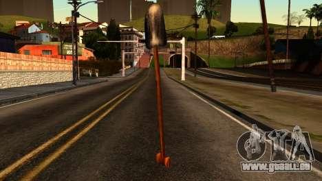 Shovel from Redneck Kentucky für GTA San Andreas zweiten Screenshot