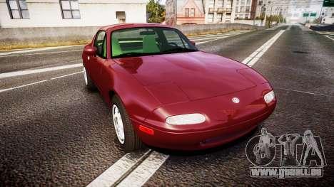 Mazda MX-5 Miata NA 1994 [EPM] für GTA 4