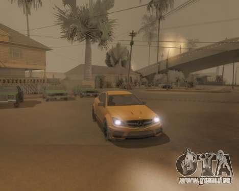 ENB by Robert v8.3 für GTA San Andreas zehnten Screenshot