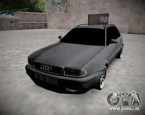 Audi 80 B4, Bevor BAN.RF für GTA San Andreas
