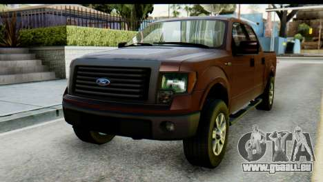 Ford F-150 pour GTA San Andreas