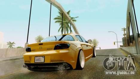 ENB Kenword Try pour GTA San Andreas quatrième écran