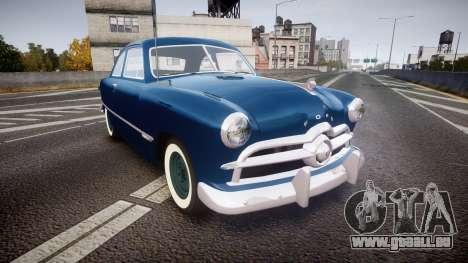 Ford Custom Club 1949 pour GTA 4