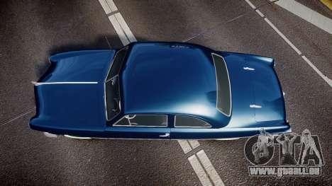 Ford Custom Club 1949 pour GTA 4 est un droit
