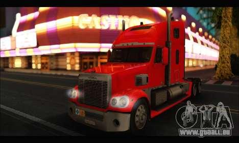 Freightliner Coronado v.2 pour GTA San Andreas