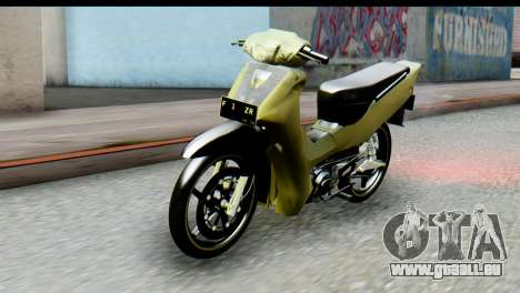 Yamaha F1ZR Stock für GTA San Andreas