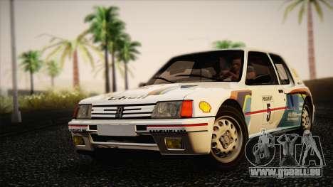 PhotoGraphic 1 pour GTA San Andreas deuxième écran