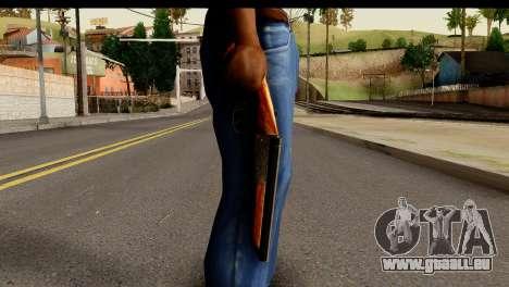 Sawnoff Shotgun HD für GTA San Andreas dritten Screenshot