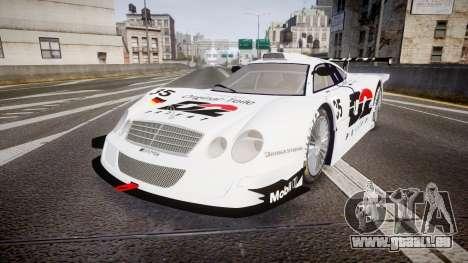 Mercedes-Benz CLK LM 1998 PJ35 für GTA 4