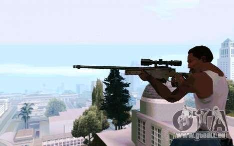AWP L96 für GTA San Andreas