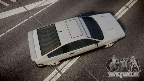 Dinka Blista Compact ST für GTA 4 rechte Ansicht