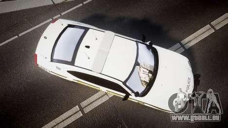 Dodge Charger 2006 Alderney Police [ELS] pour GTA 4 est un droit