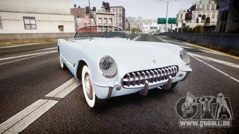 Chevrolet Corvette C1 1953 stock pour GTA 4