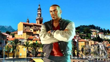 Laden Bildschirme, Französisch Riviera für GTA 4 Sekunden Bildschirm