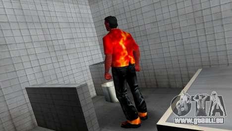Devil Skin GTA Vice City pour la troisième écran