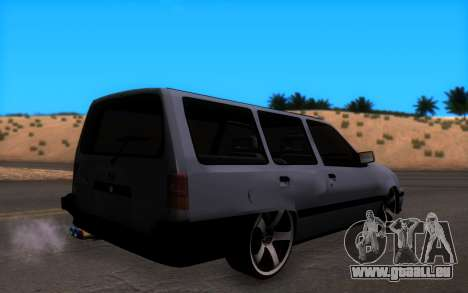 Opel Kadett GSI Caravan für GTA San Andreas linke Ansicht