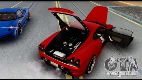 Ferrari F430 Scuderia für GTA San Andreas