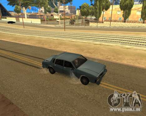 Ledios New Effects für GTA San Andreas achten Screenshot