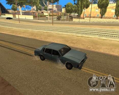 Ledios New Effects pour GTA San Andreas huitième écran