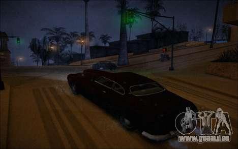 ENBSeries Wade Coronos für GTA San Andreas fünften Screenshot