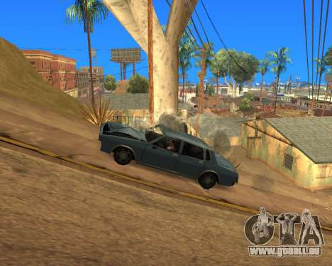 Ledios New Effects für GTA San Andreas zwölften Screenshot