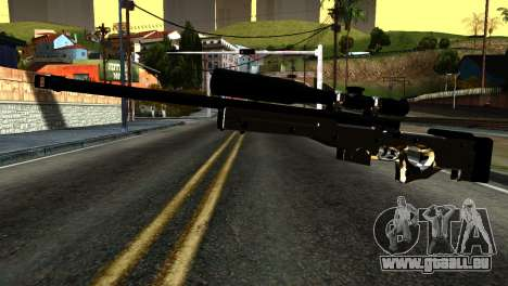 New Sniper Rifle pour GTA San Andreas