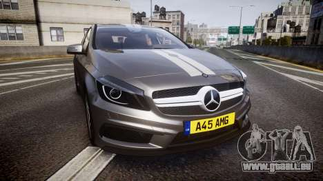 Mersedes-Benz A45 AMG PJs1 pour GTA 4