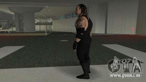 The Undertaker pour le quatrième écran GTA Vice City