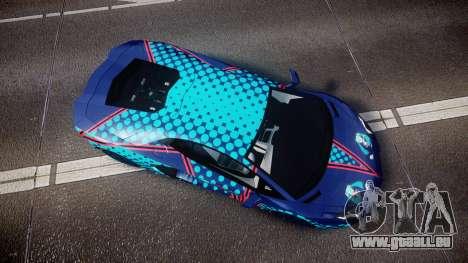Lamborghini Aventador 2012 [EPM] Miku 3 pour GTA 4 est un droit