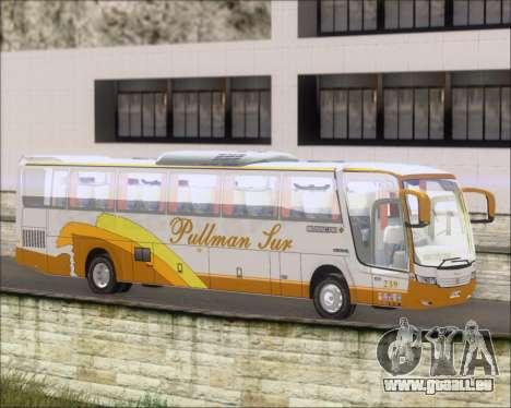 Busscar Vissta Buss LO Pullman Sur pour GTA San Andreas laissé vue