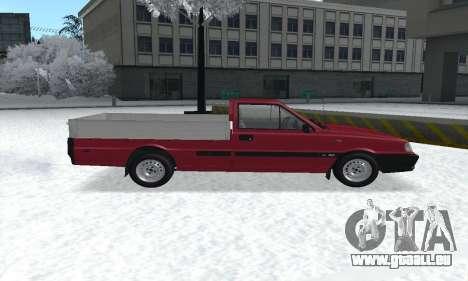 Daewoo FSO Polonez Truck Plus ST 1.9 D 2000 für GTA San Andreas Rückansicht