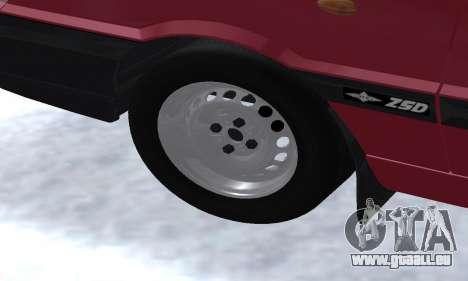 Daewoo FSO Polonez Truck Plus ST 1.9 D 2000 für GTA San Andreas