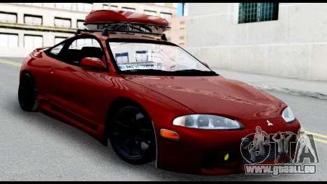 Mitsubishi Eclipce pour GTA San Andreas