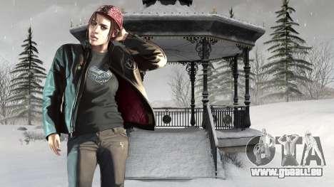 L'hiver écrans de démarrage pour GTA 4 neuvième écran