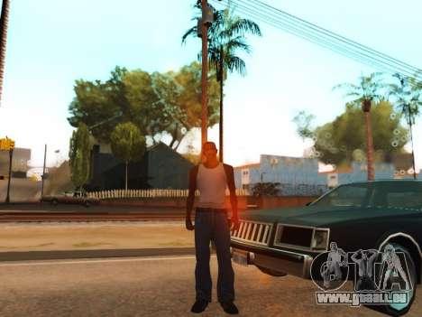 ENB by Robert pour GTA San Andreas deuxième écran