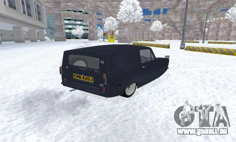 Reliant Supervan III pour GTA San Andreas